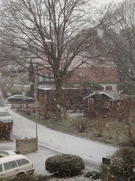 Vinter!