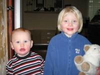 Olof och Ida