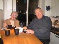 Mamma Nunne och pappa Ralf