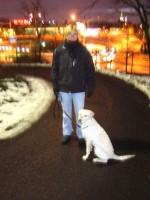 Hugo och jag i Göteborgs