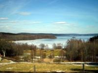 Lygnern, Hallands största insjö