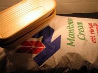 Manitoba Cream och jäskorgar